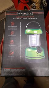Led lantern in Plainfield, Illinois