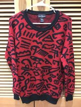 Red sweater size XL in Okinawa, Japan