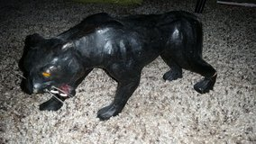 Genuine / Leather Black Panther Figurine in Fort Campbell, Kentucky