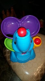 Fisher Price / Poppin Fun Elephant Toy in Clarksville, Tennessee
