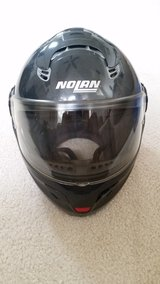 Nolan N-Com Modular Motorcycle Helmet (Size-Large) in Fort Bliss, Texas