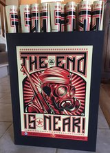 End Is Near Posters in Pasadena, Texas