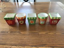 """5 Small Planter Pots 3"""" in Kingwood, Texas"""