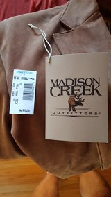 Madison Creek leather jacket in Fort Knox, Kentucky