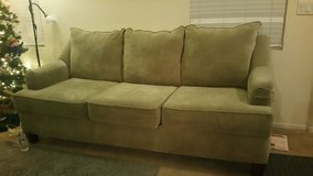 Olive Green Couch in Las Vegas, Nevada