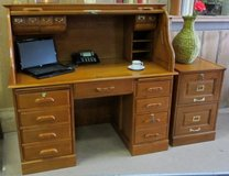 UF SPECIAL - Colonial Style Computer Desk - BRAND NEW! in Ramstein, Germany