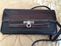 Brighton Leather Wallet with Shoulder Strap in Lockport, Illinois