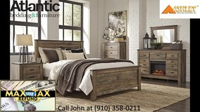 Rustic Bedroom Set! in Camp Lejeune, North Carolina