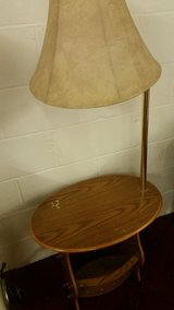 vintage  lamp table in Perry, Georgia