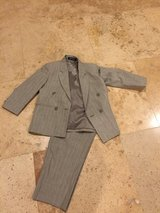Boys Adolfo costume/suit sz 5 in Joliet, Illinois