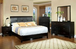 QBED FRAME - 2 X NS - DRESSER - MIRROR FREE DELIVERY in Camp Pendleton, California
