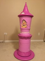 Rapunzel Tower and Table in Naperville, Illinois