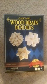 Classic Games - Wood Brain Benders in Yucca Valley, California