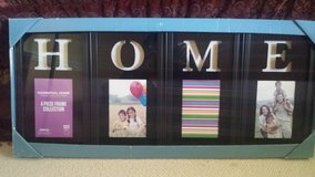 "New in Box! Set of 4 Frames ""HOME"" in Naperville, Illinois"