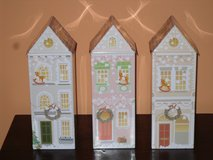 """set of 3 tins 10""""h in Plainfield, Illinois"""
