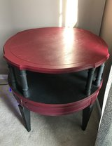 Small table in Lockport, Illinois