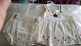 Carters 2 piece dress new with out tags in Joliet, Illinois