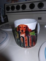 COFFEE MUG   DASHUND  new     3D in Cherry Point, North Carolina
