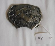 Men's Belt Buckle -Deer in Algonquin, Illinois