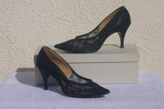 """Women's Black Sheer Dress Shoes """"Life Stride"""" Size 51/2 in 29 Palms, California"""
