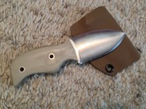 Custom 01 tool steel neck knife with kydex sheath in Camp Lejeune, North Carolina