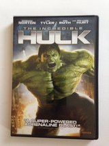 The Incredible Hulk DVD in Plainfield, Illinois
