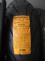 Continental Motion Rear Tire 180/55-17 in Camp Pendleton, California