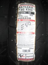 Great Service Low Cost Bridgestone  T30R EVO Rear Tire New in Camp Pendleton, California
