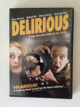 Delirious DVD  -Setve Buscemi in Bolingbrook, Illinois