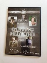 Classic Suspense 9 TV episodes DVD in Naperville, Illinois