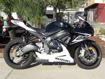2014 SUZUKI GSXR 600 in Fort Irwin, California