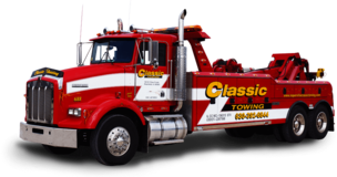 Reliable Semi and Heavy Duty Towing in Illinois in Batavia, Illinois