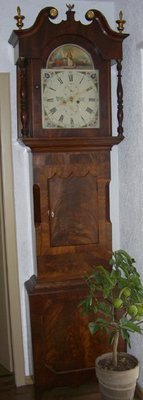 George III Long Case Grandfather clock BY DEALER in Stuttgart, GE