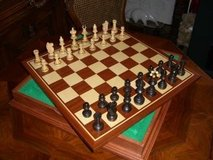 CHESS SET BY DEALER Euro 79,00 in Wiesbaden, GE