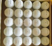 30 Titleist Pro V1/V1x near mint used golf balls in Aurora, Illinois