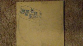 "The Who  "" Live at the Leeds"" 33 LP in Alamogordo, New Mexico"