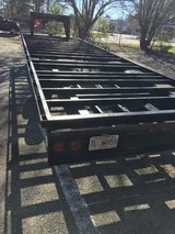 1996  8'x26' Flat Bed Trailer (Gooseneck) in Byron, Georgia