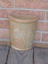 "sm. stone planter 8""Hx7.5""W in Aurora, Illinois"