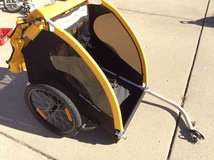 Burley bike trailer in Joliet, Illinois