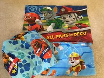 Paw patrol bedding for full bed in Aurora, Illinois