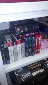 TV Series/Boxed Sets..$2 per disc in Yucca Valley, California