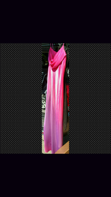 Pink ombre gown in Hinesville, Georgia
