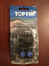 Free with any other purchase - TopFin 2 Way Plastic Gang Valve in Bolingbrook, Illinois