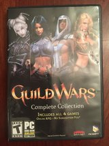 Free with any other purchase - Guild Wars Complete Collection 4 Games in Naperville, Illinois