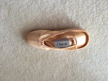 New Pointe shoes in Naperville, Illinois