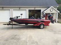 2008 Ranger Bass Boat 188 VX (19ft) in Fort Bragg, North Carolina