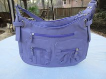 Purse New Never Used Lavender Lots of Pockets Matching Change Purse in Kingwood, Texas
