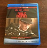 Public Enemies Blu-Ray & Digital Copy in Naperville, Illinois