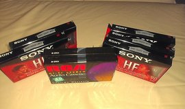 Camcorder Tapes in Beaufort, South Carolina