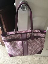 Coach Diaper Bag in Algonquin, Illinois